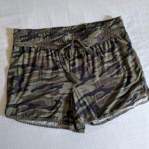 NWOT Camo Shorts